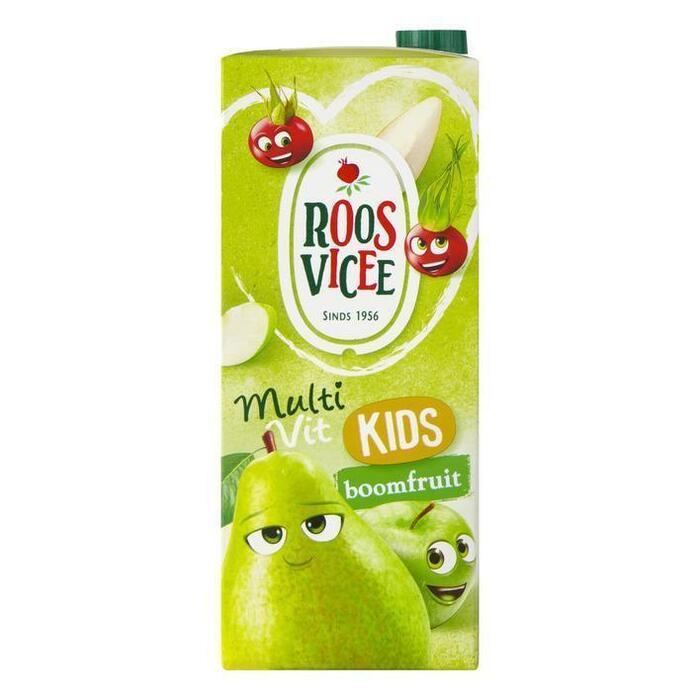 Roosvicee 50/50 kids boomfruit (1.5L)