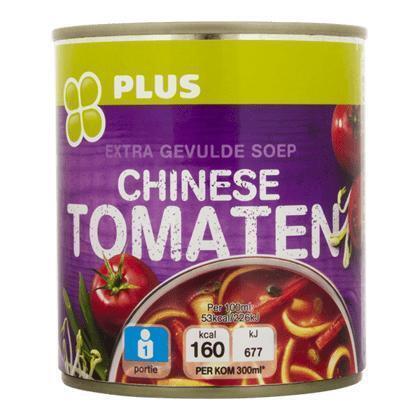 Chinese tomatensoep (30cl)