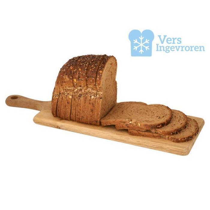 Goudeerlijk Halfje Gesneden Korn Brood (Vers Ingevroren) (500g)