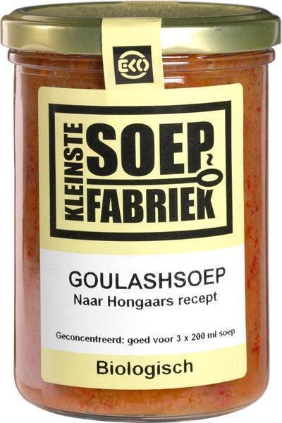 Goulashsoep (40cl)