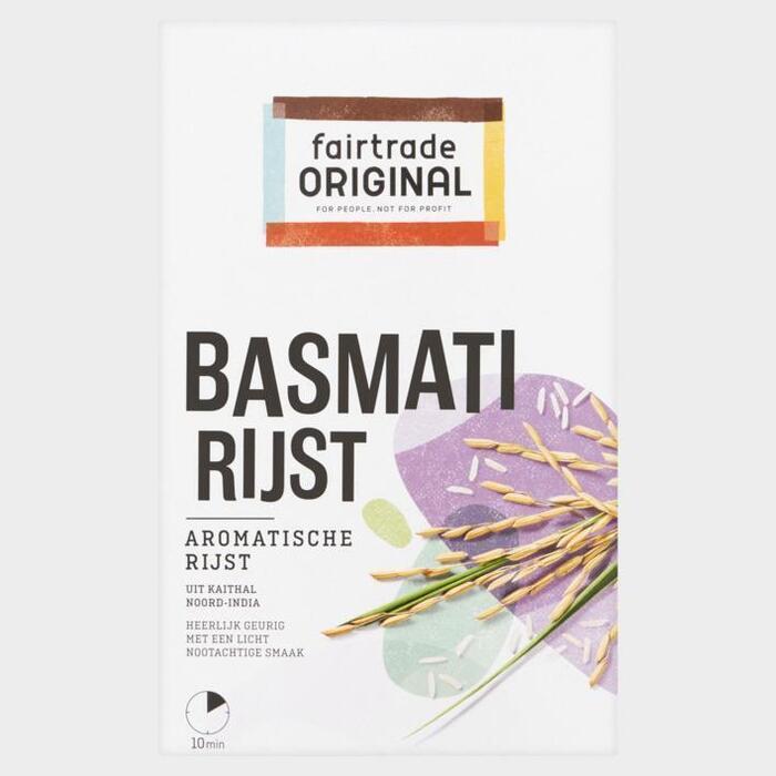 Basmati Rijst (pak, 400g)