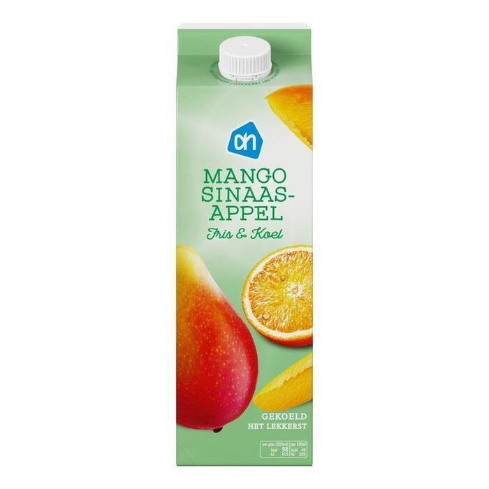 Gekoelde mango - sinaasappeldrank (1L)