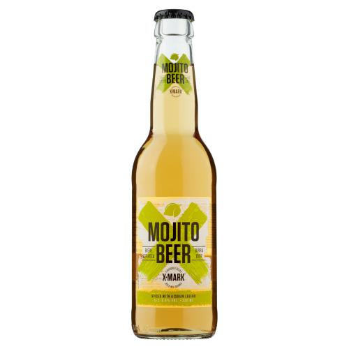 X-Mark Mojito Bier 330 ml