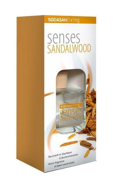 Luchtverfrisser senses sandelwood (200ml)