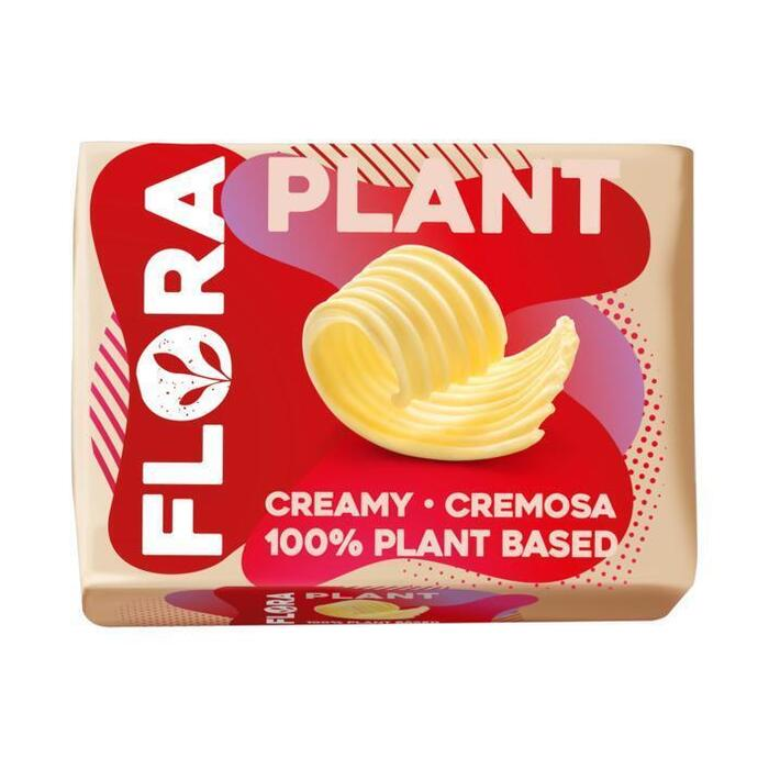 Flora Plant butter ongezouten (250g)