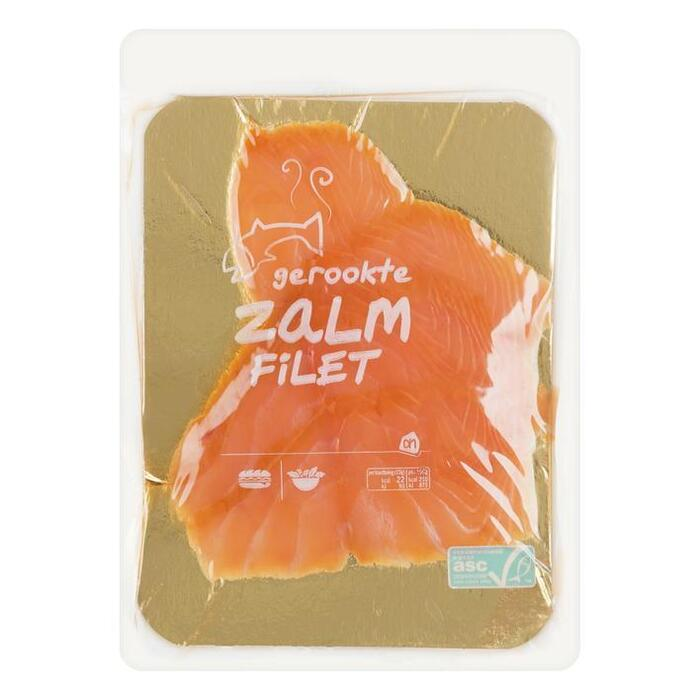 Gerookte Zalm (100g)