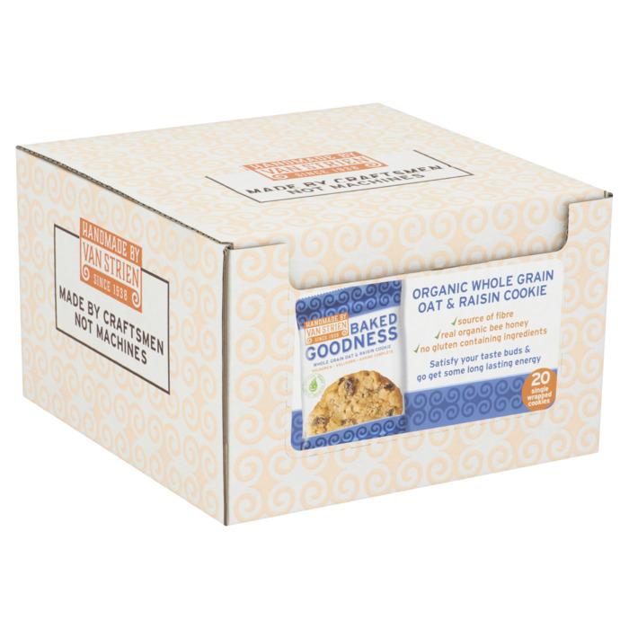 Bio Baked Goodness Haver-Rozijnen (20st) (700g)