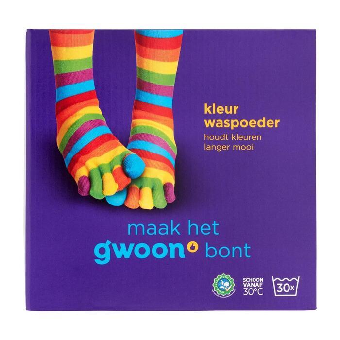 g'woon Kleur Waspoeder 2,025 kg (Stuk, 2.02kg)