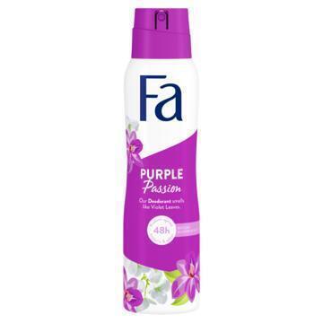 Fa Deospray purple passion (150ml)
