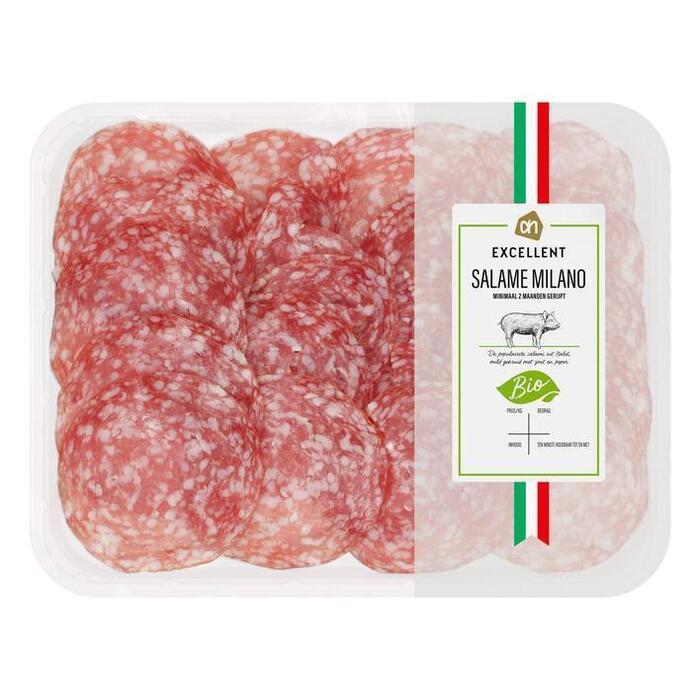 AH Excellent Bio salame Milano (70g)