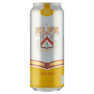 Alfa Edel Pils (rol, 0.5L)