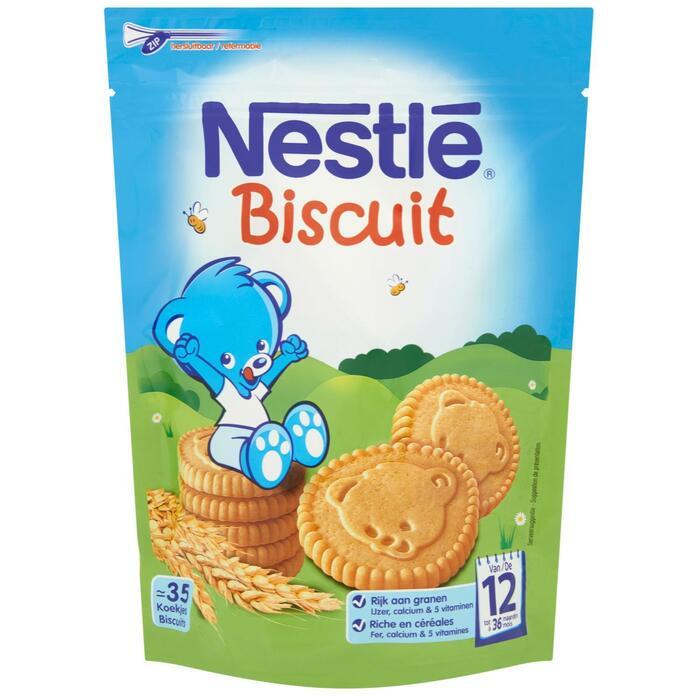 Nestlé® Baby Biscuit Naturel 180 g (Stuk, 37 × 180g)