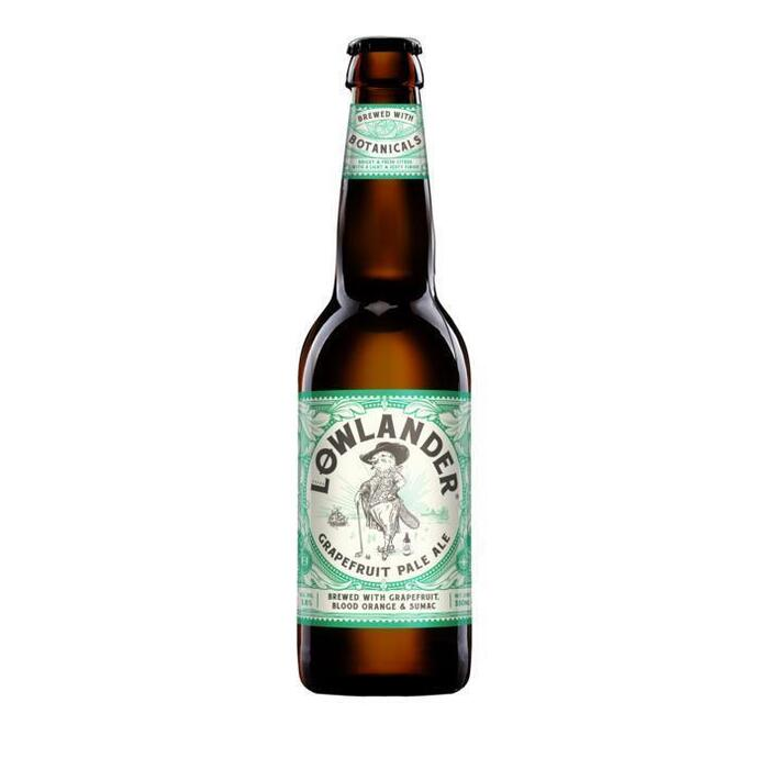 Lowlander American pale ale (rol, 33 × 33cl)