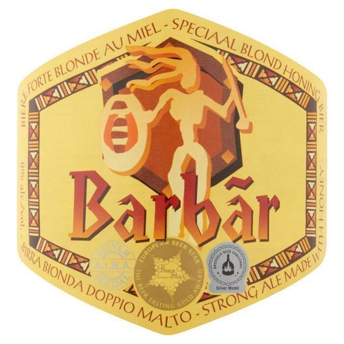 Barbar Blond (rol, 33 × 33cl)