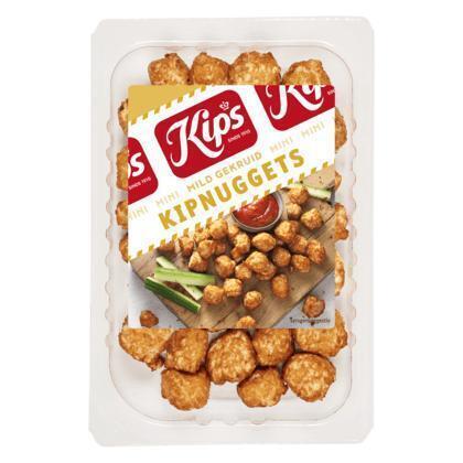 Kips Mini kipnugget (170g)