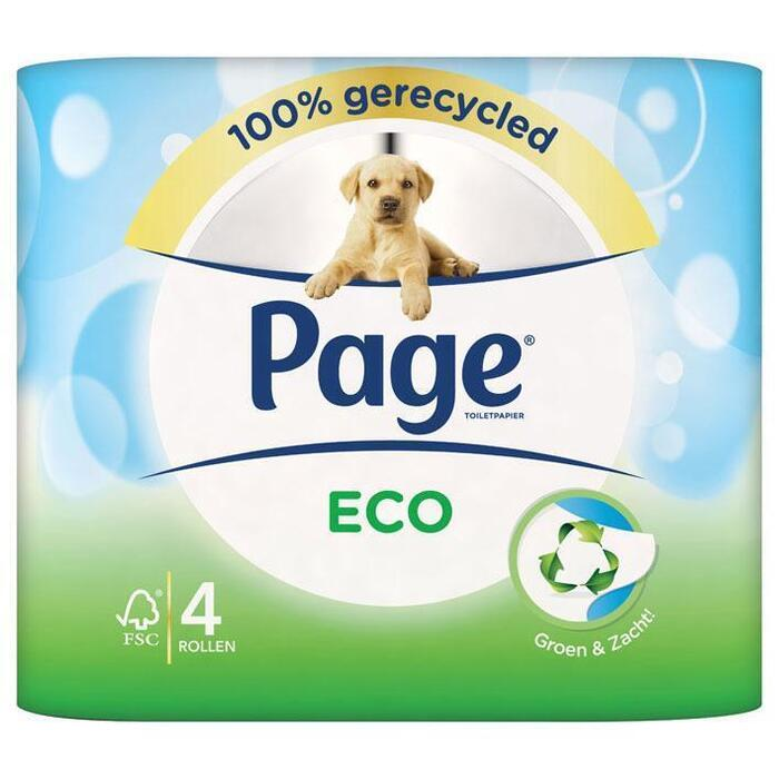 Page Eco (rollen)