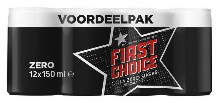First Choice Cola 12 x 150ml (1.8L)