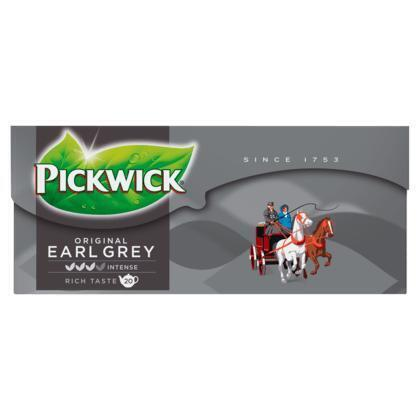 Earl Grey zwarte thee meerkops (zakjes, 20 × 4g)