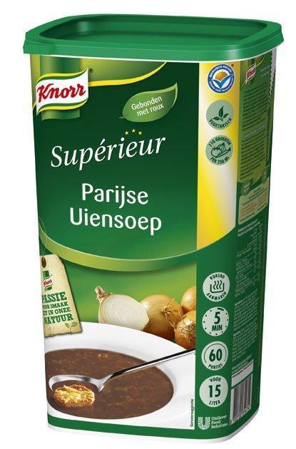Knorr Supérieur Parijse Uiensoep (6 × 1.2kg)