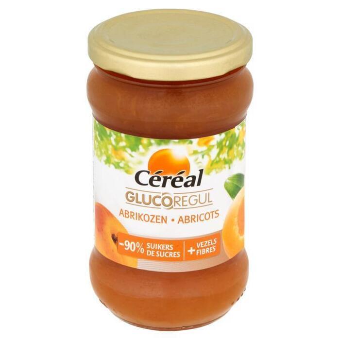 Cereal Gluco control abrikozen (320g)