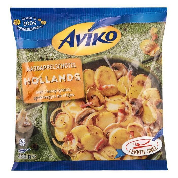 Aardappelschotel Hollands (Stuk, 450g)