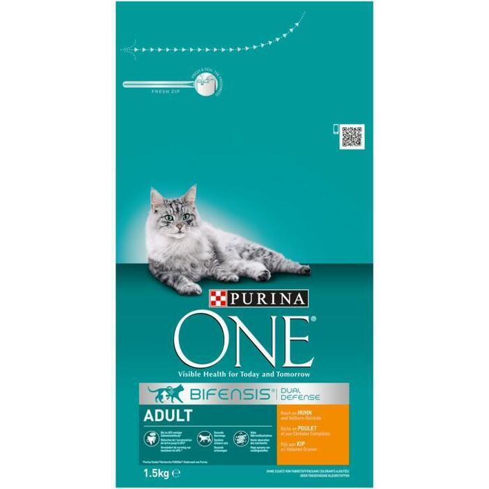 One Purina bifensis adult kip (1.5kg)