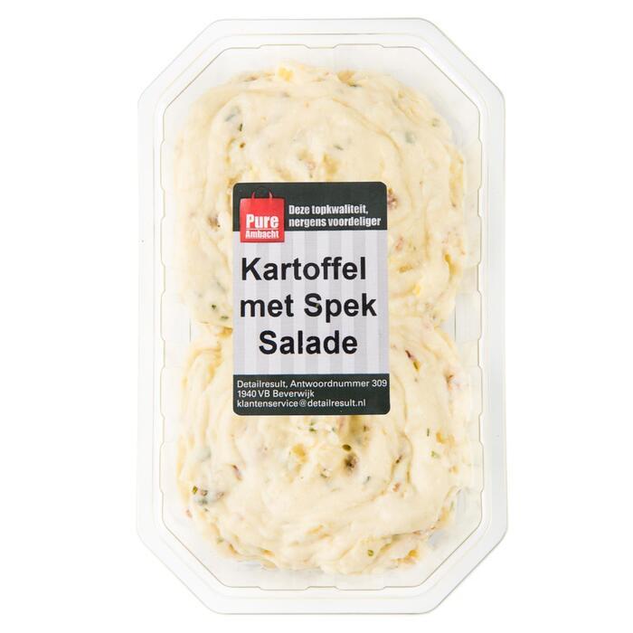 Kartoffel met spek salade (350g)