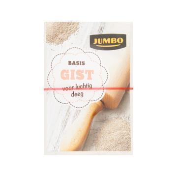 Jumbo Basis Gist voor Luchtig Deeg 3 x 7g (3 × 7g)