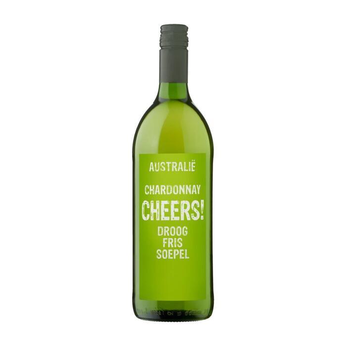 Coop Landenwijn Australië chardonnay (1L)