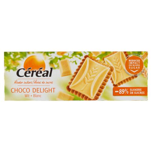 Céréal Minder Suikers Choco Delight 12 Stuks 126 g (126g)