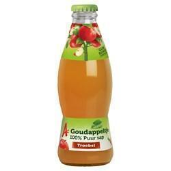 Appelsientje vruchtensap appel troebel 200 ml fles (200ml)