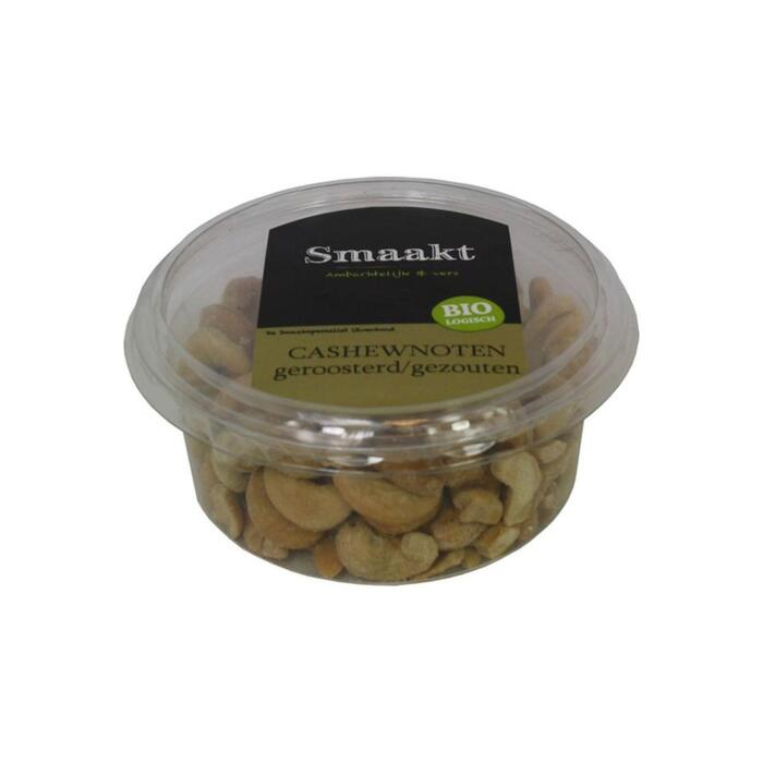 Cashewnoten geroosterd/gezouten (150g)