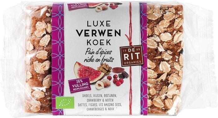 Luxe fruit & notenkoek (250g)
