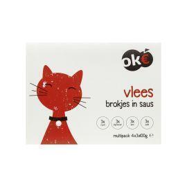 Ok€ Pouch vlees in saus