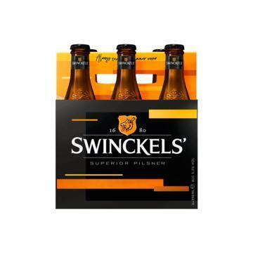 Swinckels Superior pilsener 6-pack (rol, 6 × 33cl)