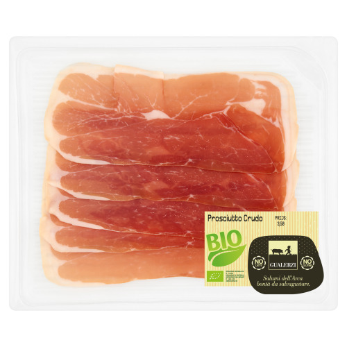 Gualerzi Prosciutto Crudo Bio 70 g (70g)