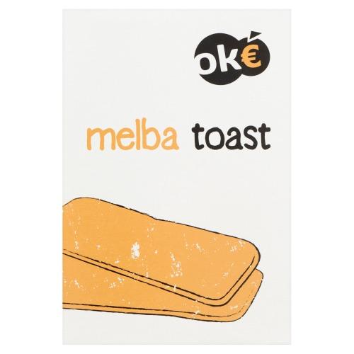 Melba toast (200g)