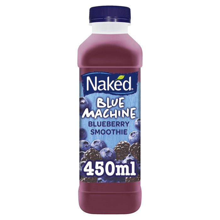Naked Blue machine (45cl)