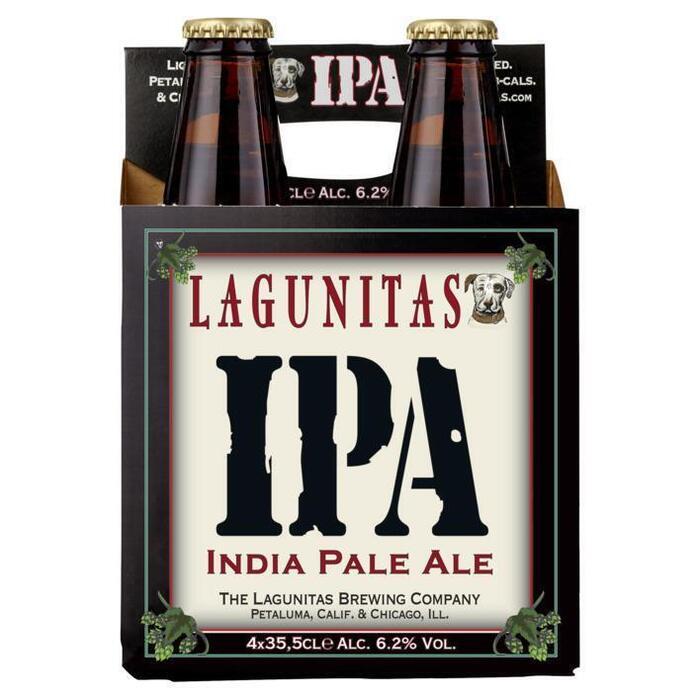 Lagunitas IPA (4 × 35.5cl)