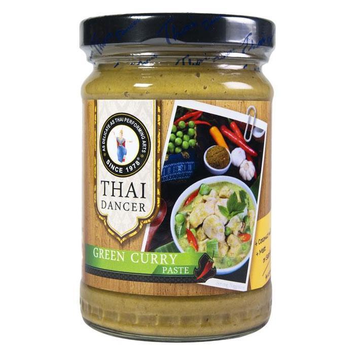 Thai Dancer Groene currypasta (227g)