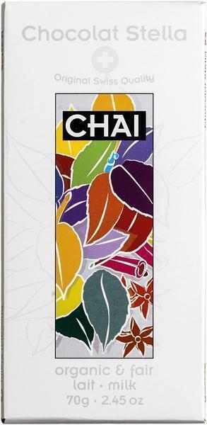 Melkchocolade met Chai Tea (70g)