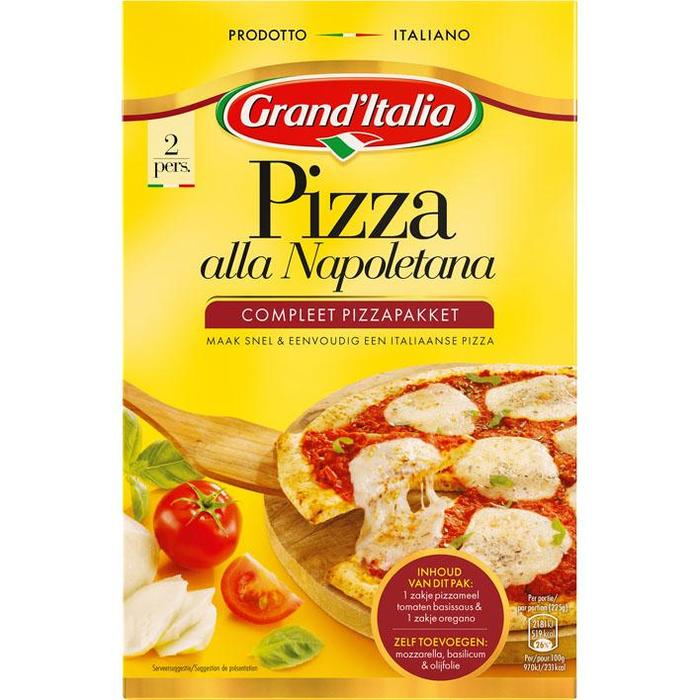 Pizza napoletana (440g)