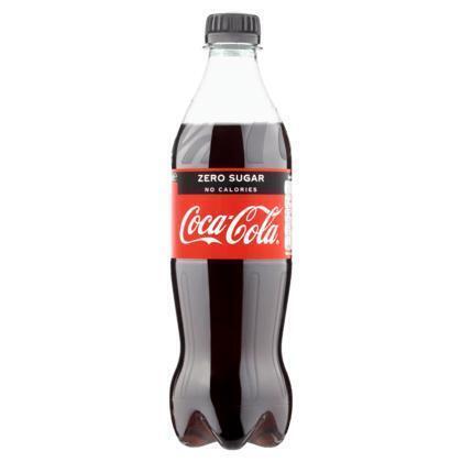 Coca Cola Zero (rol, 50 × 0.5L)