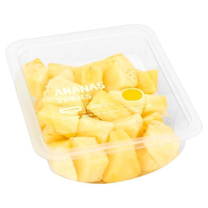 Jumbo Ananasstukjes 400g (400g)
