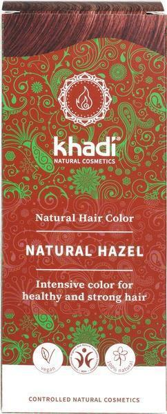 Hair colour natural hazel (100g)