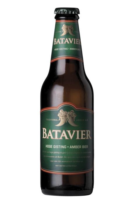 Batavier Hoge Gisting Amber Bier Fles 30cl (rol, 30 × 30cl)
