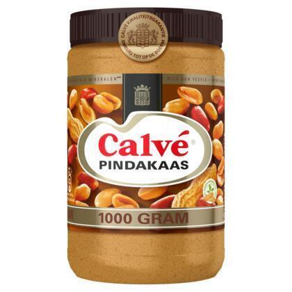 Calvé, Pindakaas (Stuk, 1kg)
