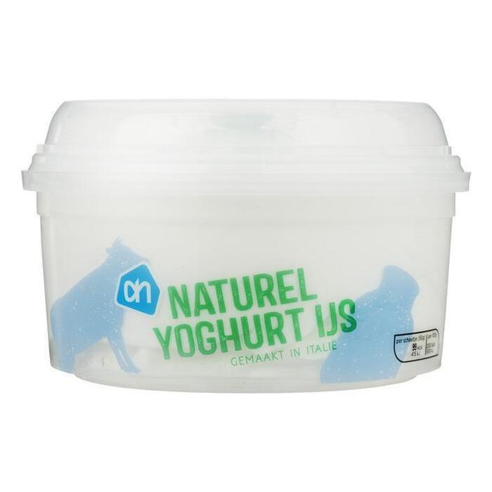 Yoghurijs naturel (0.5L)