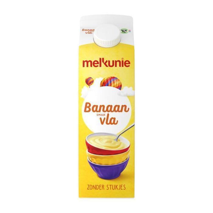 Banaan vla (Stuk, 1L)