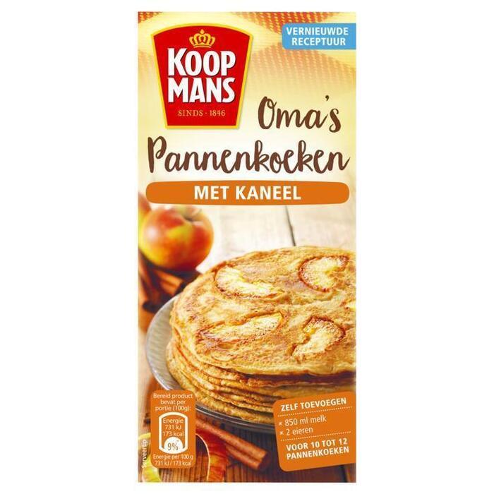 Koopmans Oma's pannenkoeken (400g)